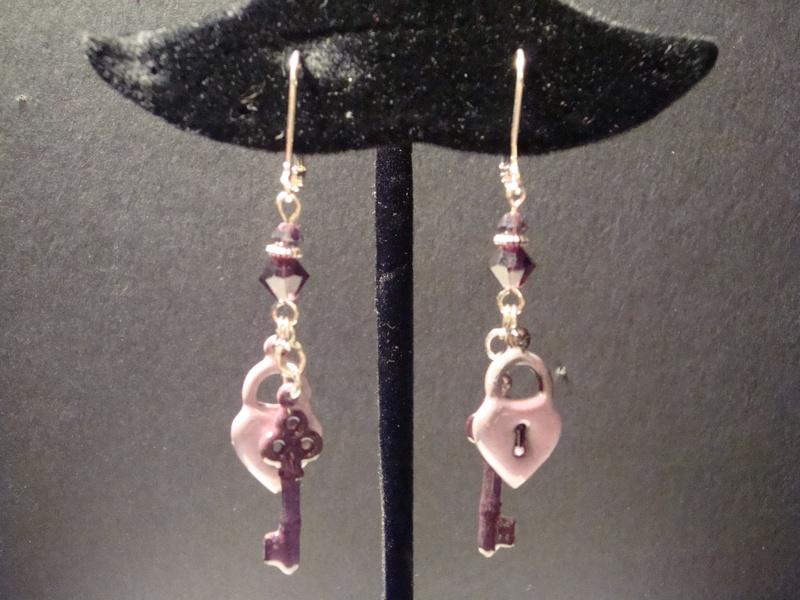 Keys to My Purple Hearts (Item #3102)  $18.00