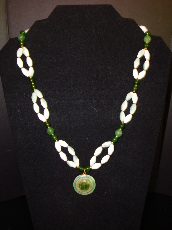 Shades of Green (Item #1108)  $20.00