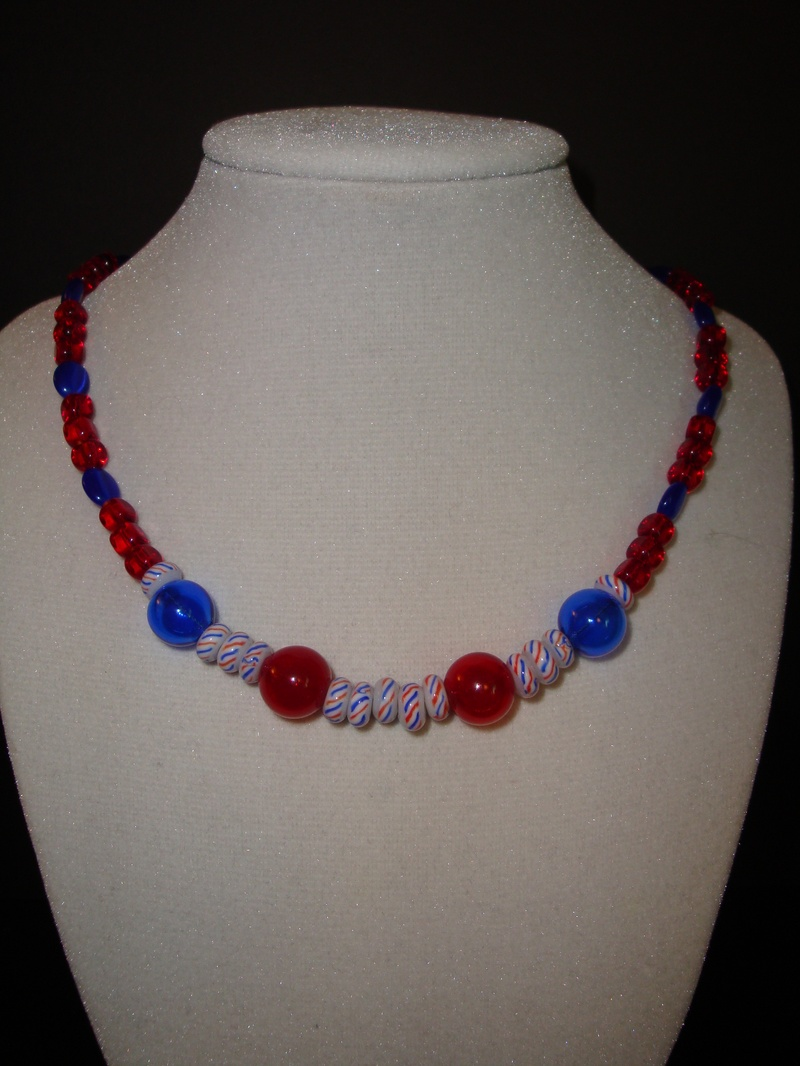 Red, White & Blue (Item #1183)  $18.00