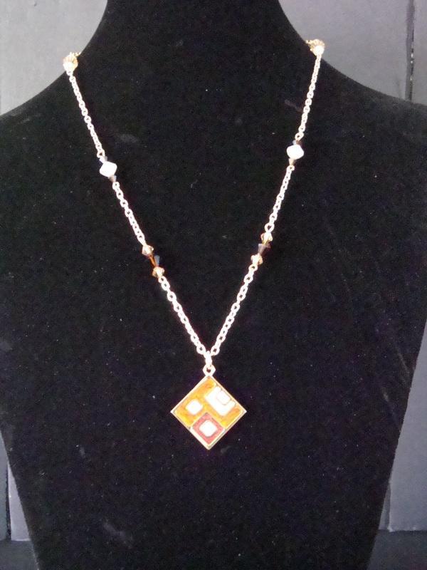 Rusty Geometry (Item #1067)  $15.00