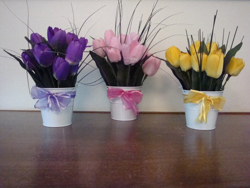Summertime Tulips