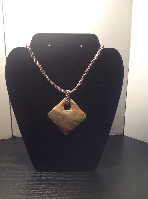 Earthen Square (Item #1238) $25.00