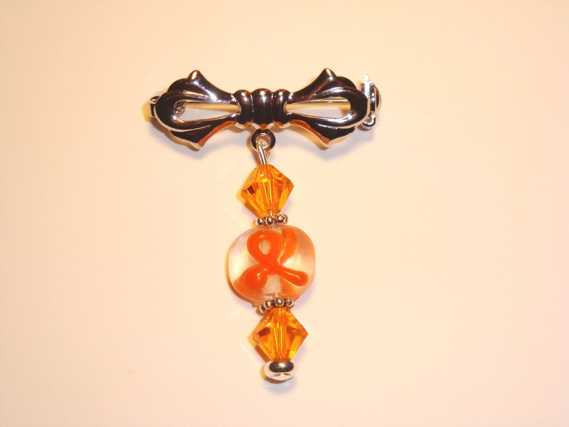 Leukemia Awareness Pin (Item #4077) $7.50