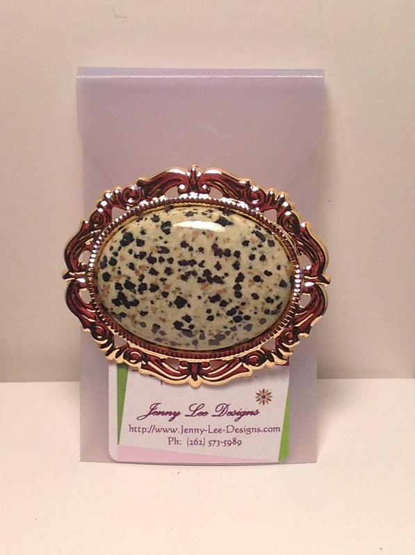 Dalmation Pin (Item #4095) $7.50